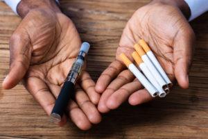 Is vaping better than smoking?: E-cigarettes vs. traditional cigarettes - Post Pedia